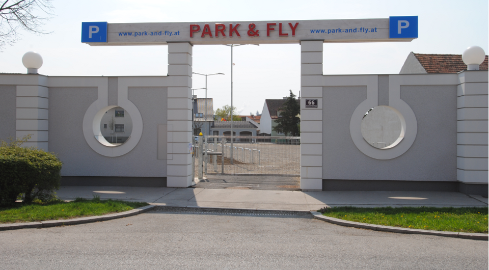 park and fly home